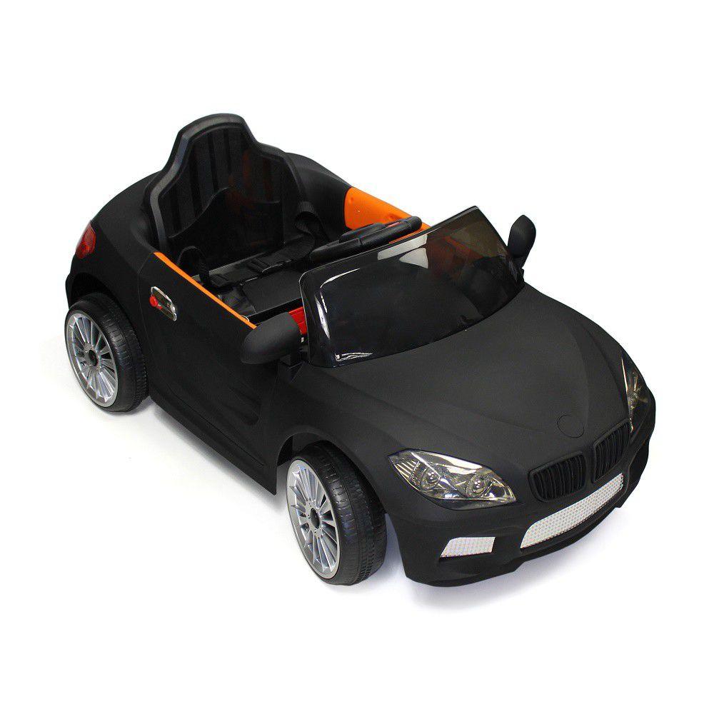 Jeronimo Fast Car - Matt Black