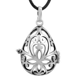 Shiroko Silver Plated Harmony Pendant - HP114-20mm