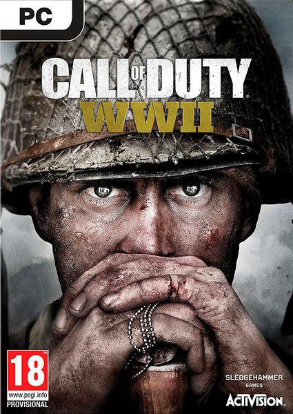 Image result for COD WWII cover pc