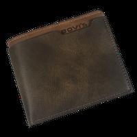 Bovi's Mens Wallet - Brown