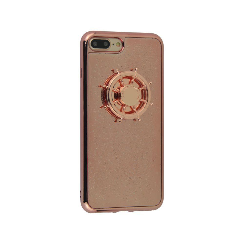 iphone 7 plus rose gold. fidget spinner case for iphone 7 plus - rose gold iphone