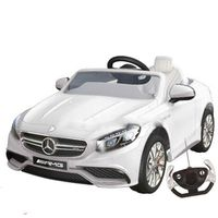 Kids Wheels Mercedes AMG S63 Ride on car