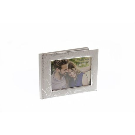 Wedding Guest Book with Frame   Buy Online in South Africa ...