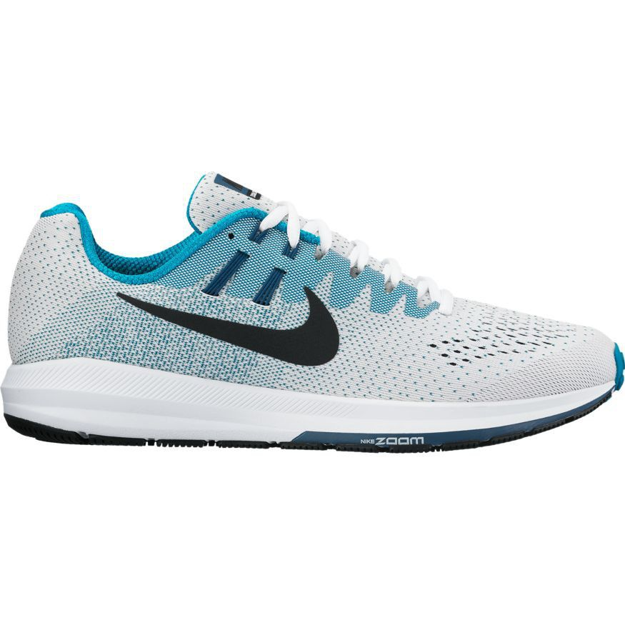 on sale 4bccb 32185 ... canada mens nike air zoom structure 20 running shoes c2ada 5b8e1