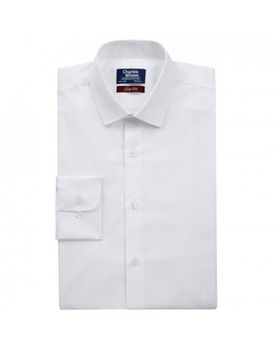 Charles Wilson Classic Regular Fit Shirt - White