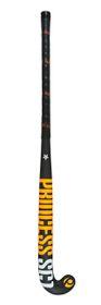 "Princess 7Star (SG1) 37.5"" hockey stick Black and Orange"