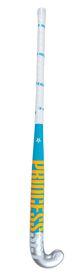 "Princess 3Star (SG1) 36.5"" hockey stick (2017 range) Blue,Orange,Silver"