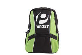 Princess Backpack Black and Lime