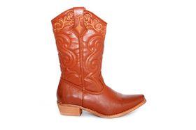 Bronx Westee Cowboy Boot - Tan