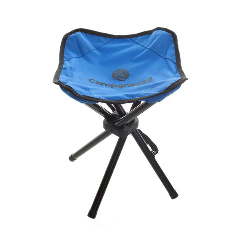 Fantastic Campground Perch Folding Chair Blue Buy Online In South Machost Co Dining Chair Design Ideas Machostcouk