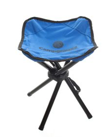 campground perch folding chair blue buy online in south africa