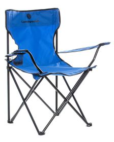 campground junior safari folding chair blue buy online in south