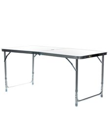 Campground Valhalla Folding Table - White