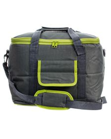 Campground Bombogenis Cooler Bag - Green/Grey