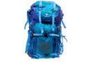 Campground Snowtech Sara 55L Hiking Backpack - Blue