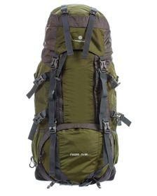 Campground Scorpio Sarapo 75L + 10L Hiking Backpack - Green