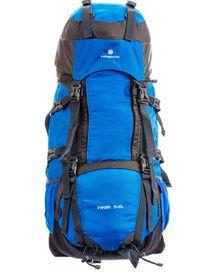 Campground Scorpio Sarapo 75L + 10L Hiking Backpack - Blue