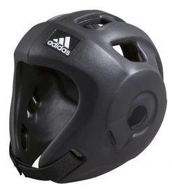 adidas Adizero Moulded Head Gear Black (Size: M)