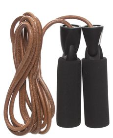GetUp Lift Speed Rope - Leather