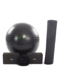 GetUp Flex Yoga Set - Black