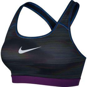 Women's Nike Pro Classic Padded Wind Warp Sports Bra