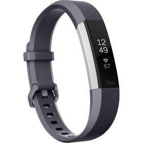 Fitbit Alta HR Large - Blue/Grey