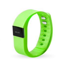 Smart Fitness Watch Band TW64 - Green