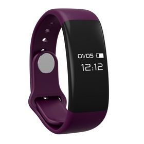 Smart Fitness Watch Bracelet H30 - Purple