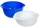 George & Mason - Patera Bowl & Strainer Set