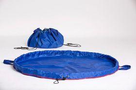 Mobimat Kids Swim Suit Change Mat And Bag in Royal Blue