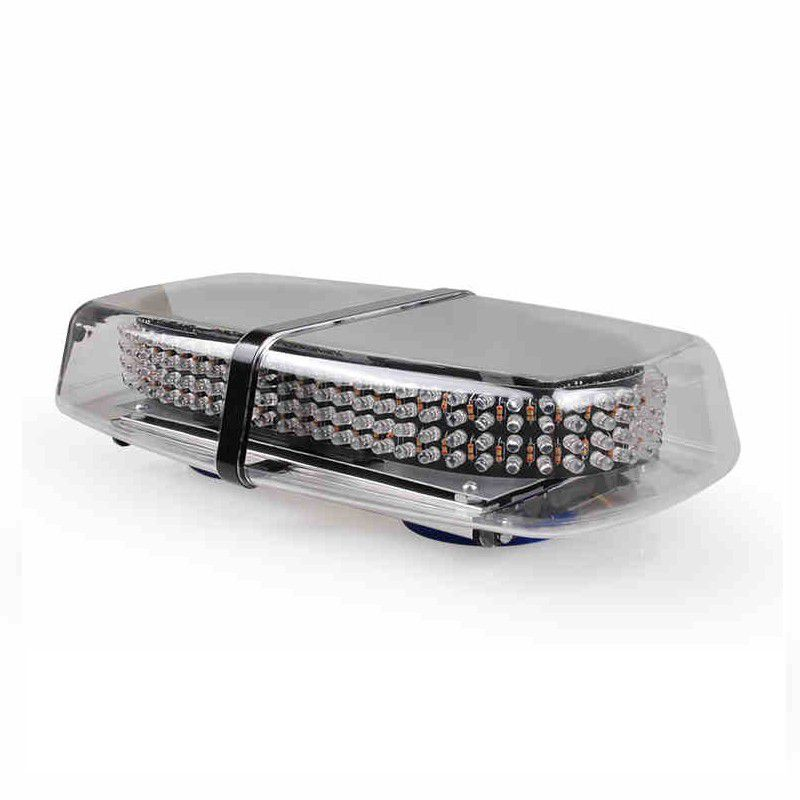 Universal Roof Mount Emergency LED Strobe Light U0026 Warning Light   White ...