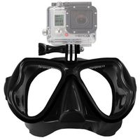 Optodio Scuba Dive Mask XTGP281 - Black
