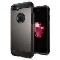 Armour Cover for Apple iPhone 7 - Gunmetal