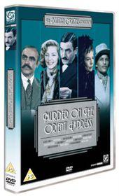 Murder On The Orient Express - (Import DVD)