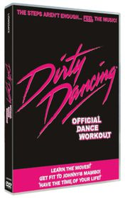 Dirty Dancing In The Official Dance Workout - (Import DVD)