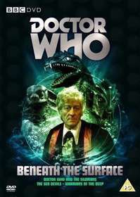 Dr Who-Beneath The Surface Set - (Import DVD)