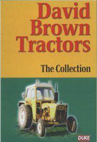 Dvid Brown Tractors Box Set - (Import DVD)