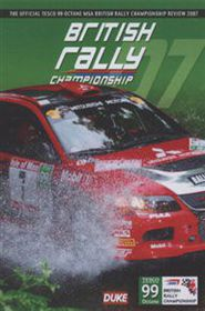 British Rally Championship Review 2007 - (Import DVD)