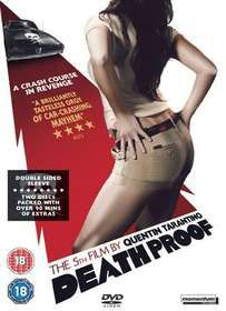 Death Proof (Two-Disc Edition) (DVD)