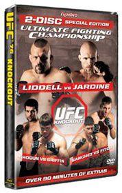 Ufc 76 Knockout - (Import DVD)