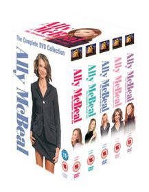 Ally Mcbeal Complete Series 1 - 5 (Parallel Import - DVD)