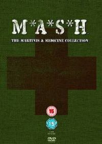 M*A*S*H The Martinis & Medicine Collection (DVD)