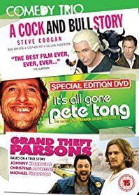 Funny Threesome Box Set (DVD)