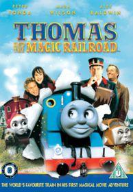 Thomas & The Magic Railroad - (Import DVD)