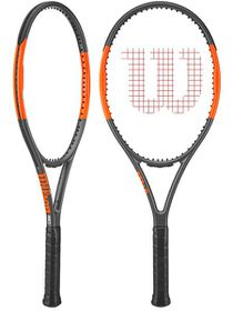 Wilson Burn 100 Team 4 3/8 Racquet