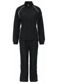 Ladies Woven Warm Up - Black