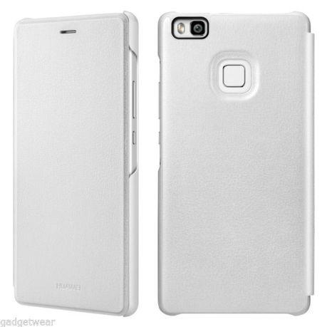 new arrivals beb3e 30752 Huawei P9 Lite View Cover - White