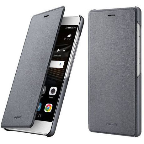Fabriksnye Huawei P9 Lite View Cover - Grey | Buy Online in South Africa CA-46