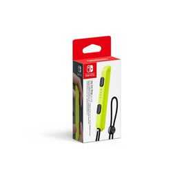 Joy-Con Strap Neon Yellow (Nintendo Switch)