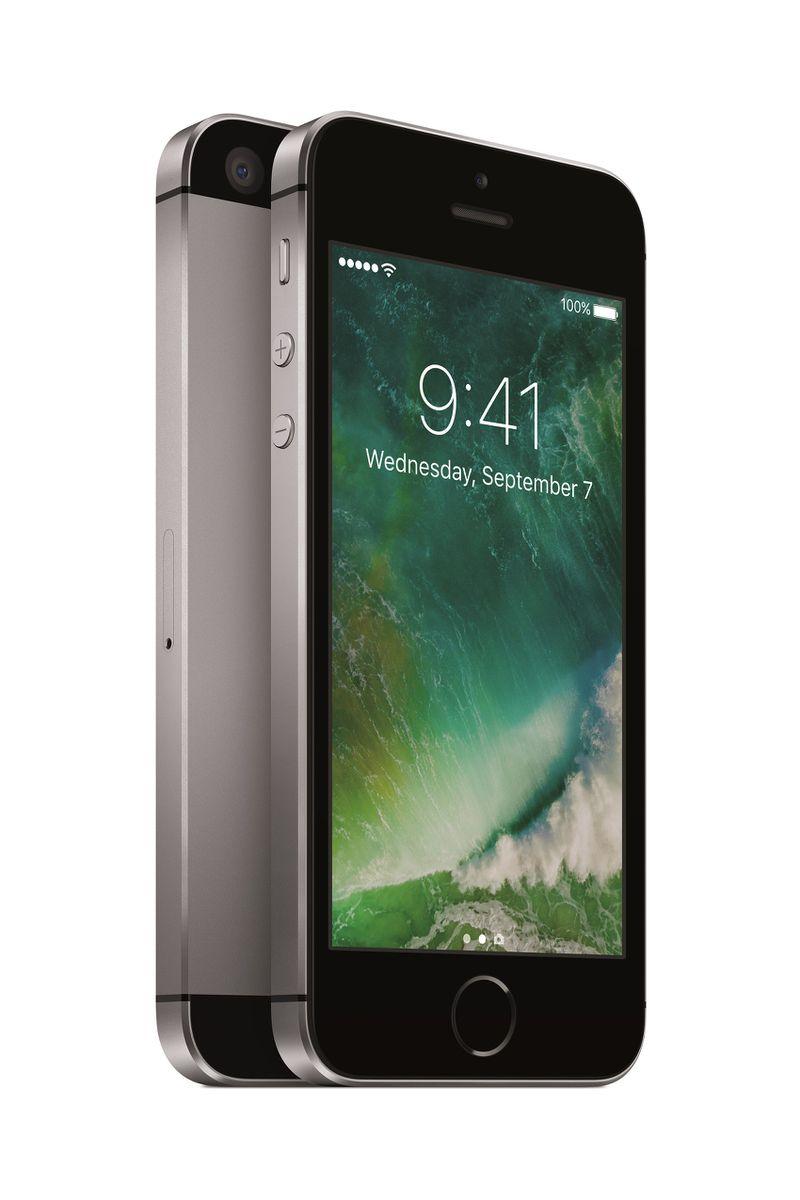 apple iphone se 32gb space grey buy online in south. Black Bedroom Furniture Sets. Home Design Ideas